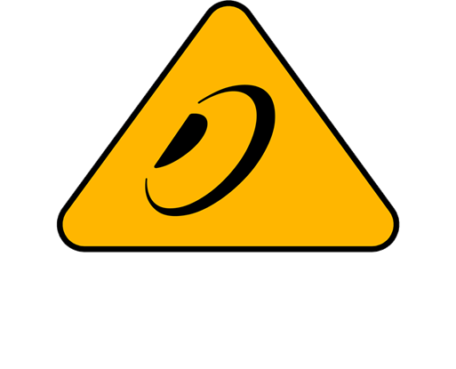 behringer logo white yellow